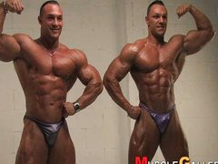 Ludovic and Gregory Bogaert
