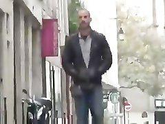 Hung hunk raw fucks and breeds older guy