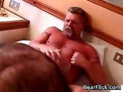 Older gay bears Dirk Daddy Ric part5