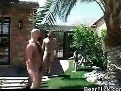 Homosexual gay bears craving cock part5