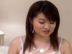 Asian peeing and toying around