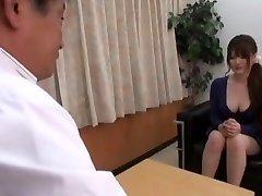 Crazy Japanese girl Momoka Nishina in Fabulous Medical JAV video