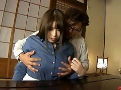 Crazy Japanese model Chitose Saegusa in Horny cunnilingus, bbw JAV tweak