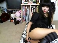 Gothic ass fucking have fun