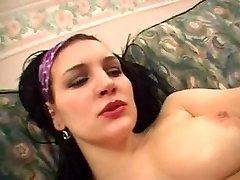 Arab bitch luvs her pussy lubricious