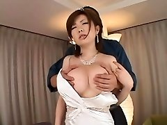 Rio Hamasaki fingered and torn up
