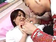 Beautiful babe has a insatiable boy kissing and caressing her lo
