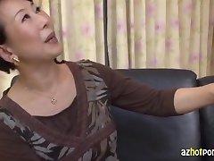 AzHotporn.com - Κιμίκο Οζάβα Παρθένο MILF Κυνήγι
