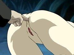 Anime Frau swapping