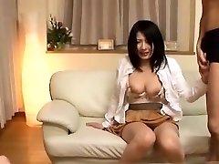 Seductive Japanese Babe Fucking