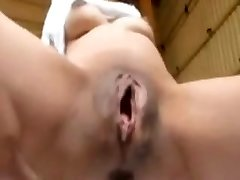 Aziatische Mature, Extreme Grote Kut