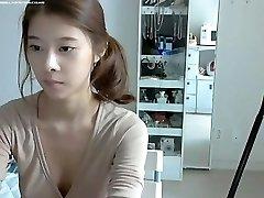 Sexy koreaanse striptease