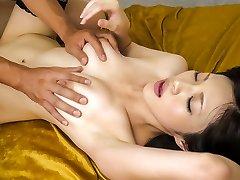 Amazing Japanese girl Sara Yurikawa in Hottest JAV uncensored Cougars pinch