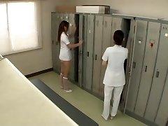 پرستار در بیمارستان در بیماران 3of8 ctoan سانسور