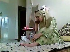 Maleis paar zelfgemaakte sex tape