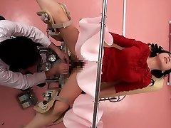Ιαπωνικά τσούλα στο Γυναικολόγο