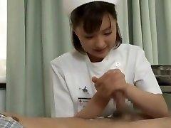 Hottest Japanese nymph Yukiko Suo in Crazy Handjobs JAV sequence