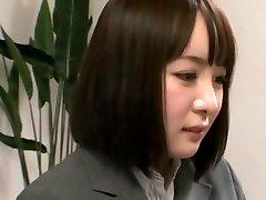 Japanese Schoolgirl Makes Professor Lesbian Pet Part 11