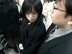 Japanische Handjob U-02