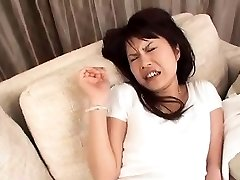 Pregnant japanese hottie doing doggystyle