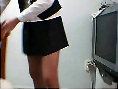 Korean Amateur School Uniform Tease Masturbation