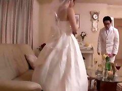 Bride - Under her Micro-skirt