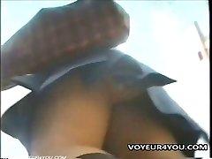 Upskirt Panties Hidden Cam Movie