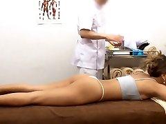 Asiatische massage-Fußreflexzonenmassage 2