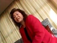 Asian grannie 4