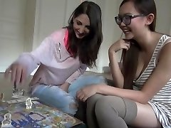 Pornstars Have Fun Games: Jimena Lago & steamy Asian
