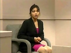 The trial of Mika Tan - Funny anal dildo
