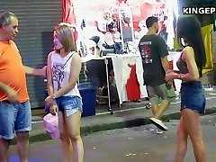 The fights of a man living in Bangkok (Pattaya same same)
