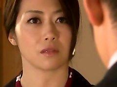 gekke japanse slet cocomi naruse, misa yuuki, maki hojo in de beste compilatie jav video