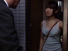 Exotic Japanese bi-atch Satomi Nomiya, Izumi Harunaga, Haruna Ayane in Best oldie, college JAV scene