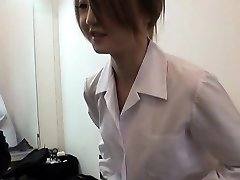 Schoolgirl filthy cleft seduction
