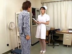 Perfect Asian Nurse Blow-job CIM
