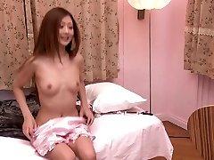 Stunning stunner puts her hand down her observe through panties