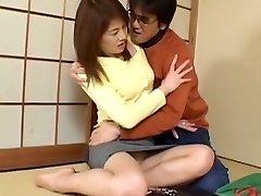Horny Japanese whore in Fabulous Uncensored, 69 JAV video