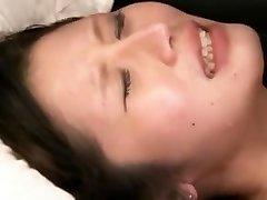 Wild Japanese gal Akari Minamino, Azusa Ito in Hottest Doggy Style, 69 JAV clip