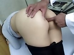 asian doctor and japanese bottom