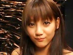 Mitsu Voorbeeld Irama Meisje Pissen Mond Gedwongen Klysma