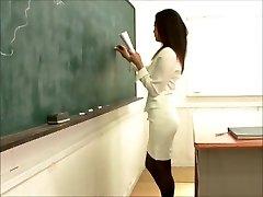 性感的日本老师他妈的学生