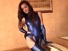 Horny amateur Latex, Fetish hardcore episode