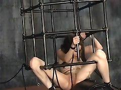 惊人的业余恋物癖,性虐待色情视频