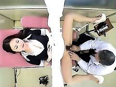 妇科医生检查Spycam2丑闻