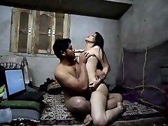 Desi Couple Glamour Wild Tear Up