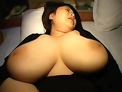 BUXOM PLUS-SIZE ASIAN NUBIAN