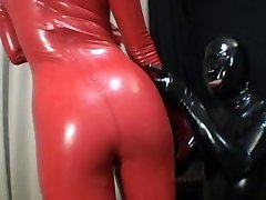 Japanese Latex Catsuit 69