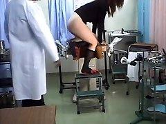 Japanese schoolgirl medical spycam fuck-a-thon