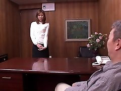 Akari Misaki in Young Wifey and In Laws Two part 1
